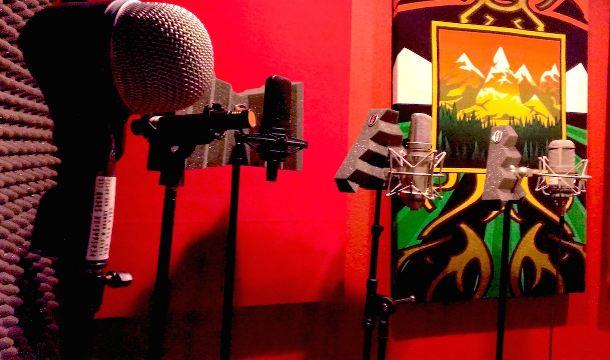 Persuasion Sound Studios 2